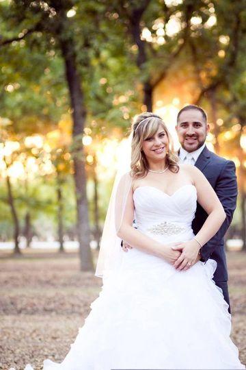 Leighton Buzzard Wedding Photo