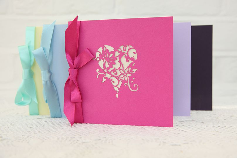 Chartula invitations