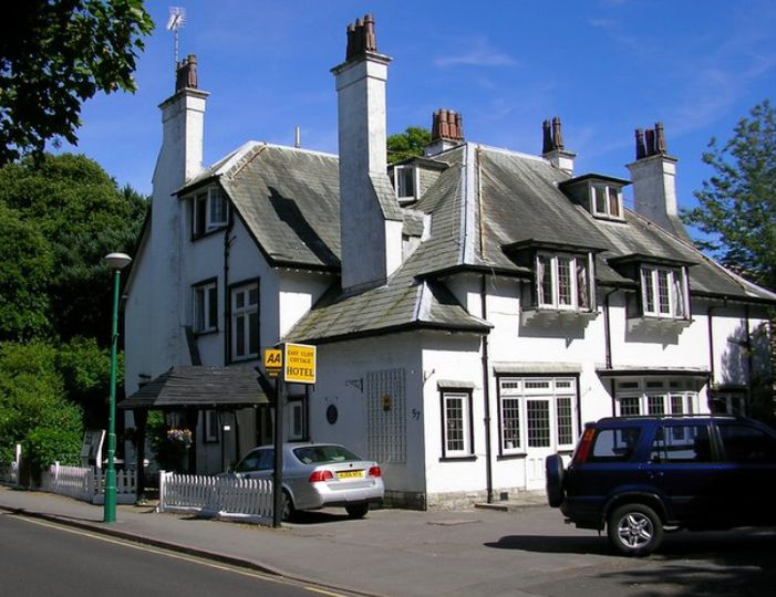 The East Cliff Cottage Hotel