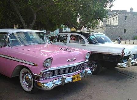 Classic cars, La Habana
