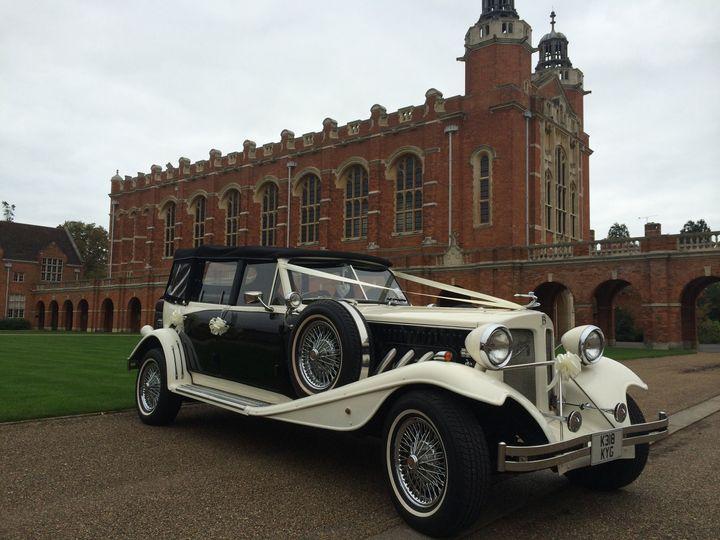 Finest Wedding Cars