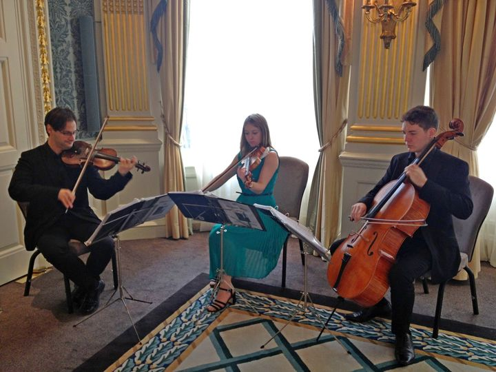 The Endymion string trio