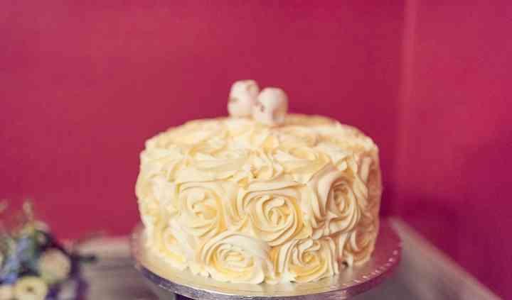 Wild Flour Cake