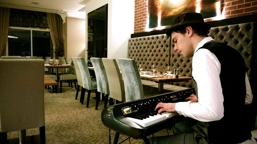 Jazz Pianist Weddings