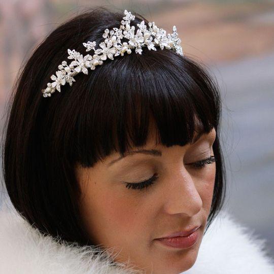 Vintage Wedding Hair Accessories From Bridezillas Ltd