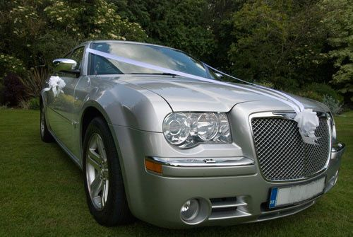 Baby Bentley Wedding Car from Glasgow Limos