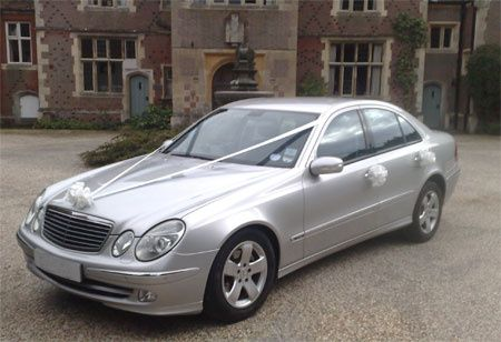 Mercedes Wedding Car Hire Glasgow