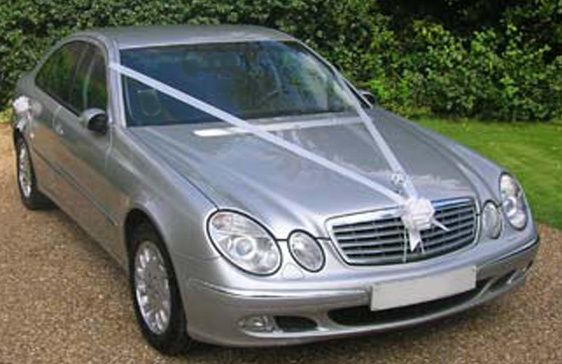 Mercedes Car from Glasgow Limos