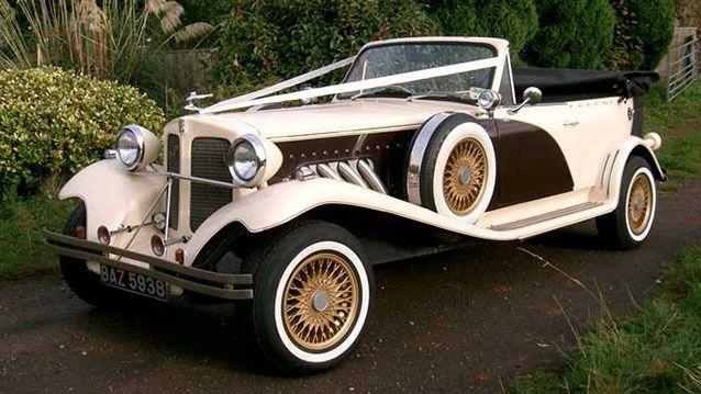 Wedding cars Surrey