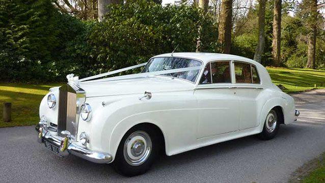Wedding car Hampshire