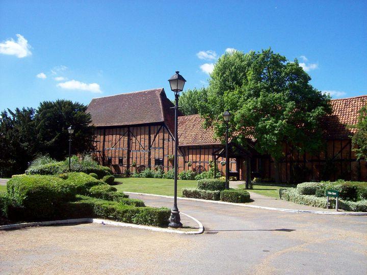 13th Century Tithe Barn