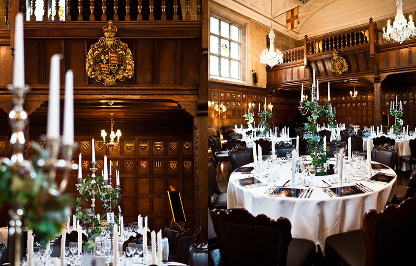 The Banqueting Hall