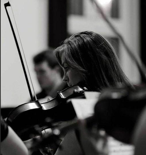 Sionán Mullan Violin