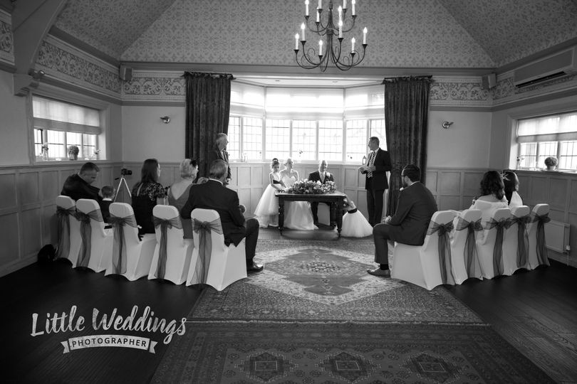 Colwall Park Little Weddings