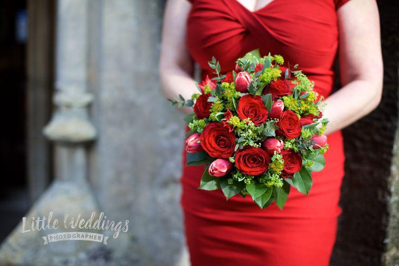 Mature wedding dress