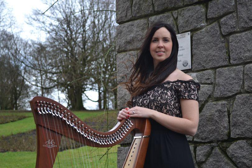 Debbie McQuillan - Harpist