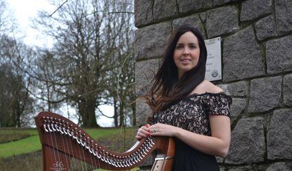 Debbie McQuillan - Harpist 1