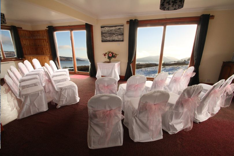 Chair Coverings by Elegant Island Occasions