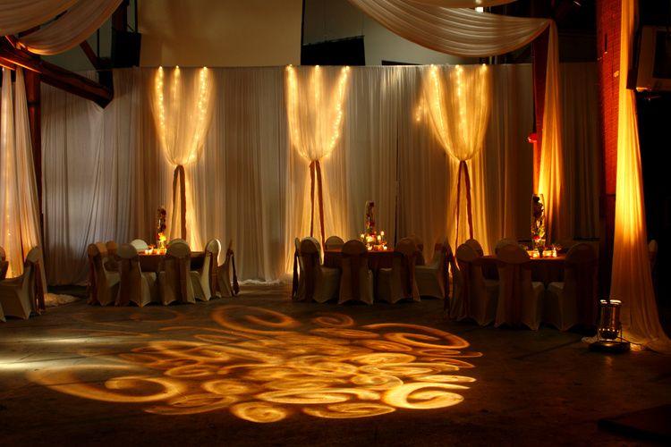 Full wedding décor services