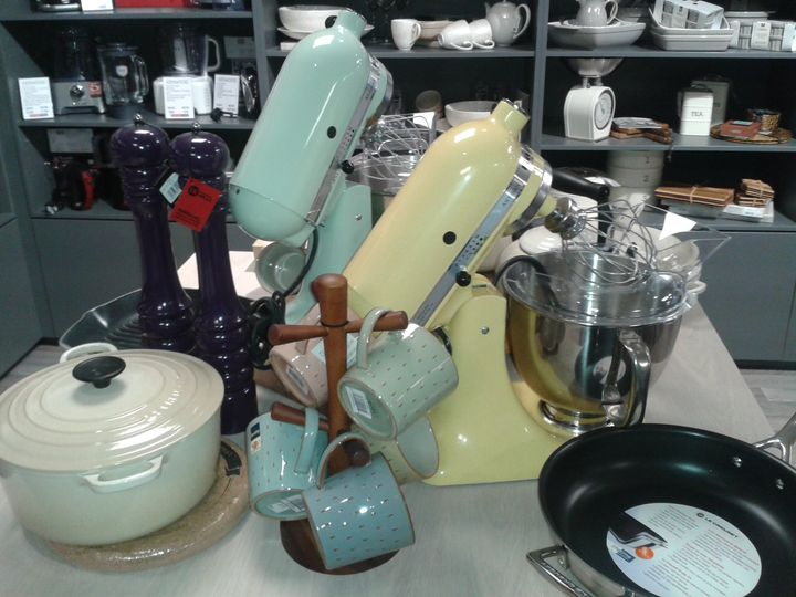 Kitchen Aid - Bake Off Colours