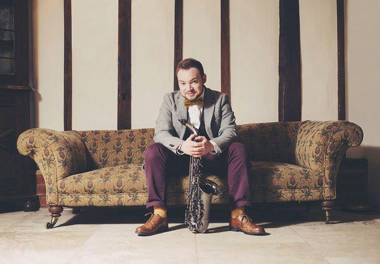 Robert Benson Saxophone