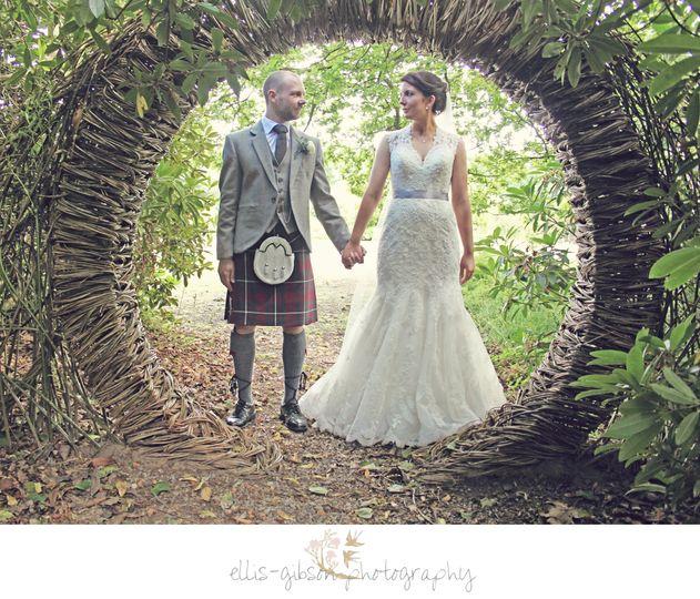 Wedding at Inchyra Perthshire