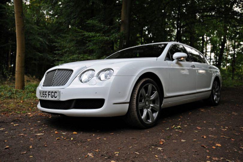 LWCH wedding cars