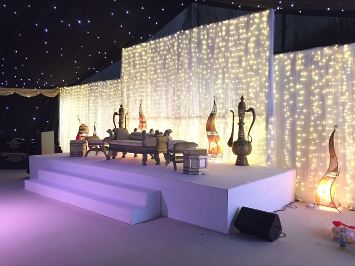 Arabian Themed decor