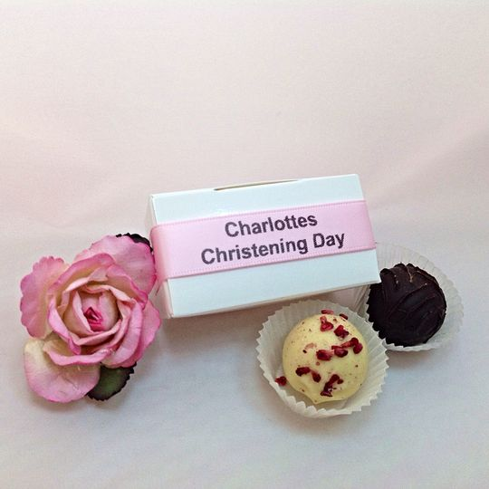 Two Choc Personalised £2.25