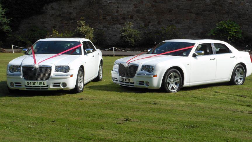 Twin Chryslers
