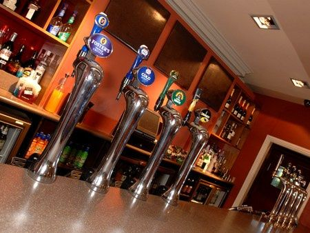 Gainsborough House bar