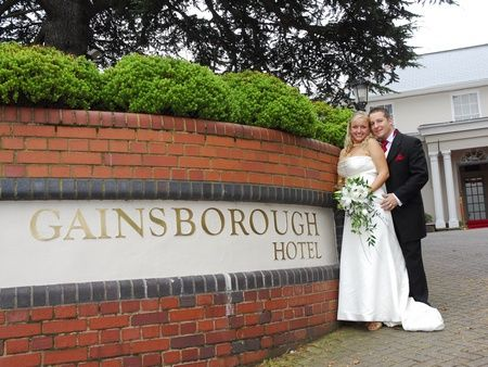 Gainsborough House Hotel Weddings