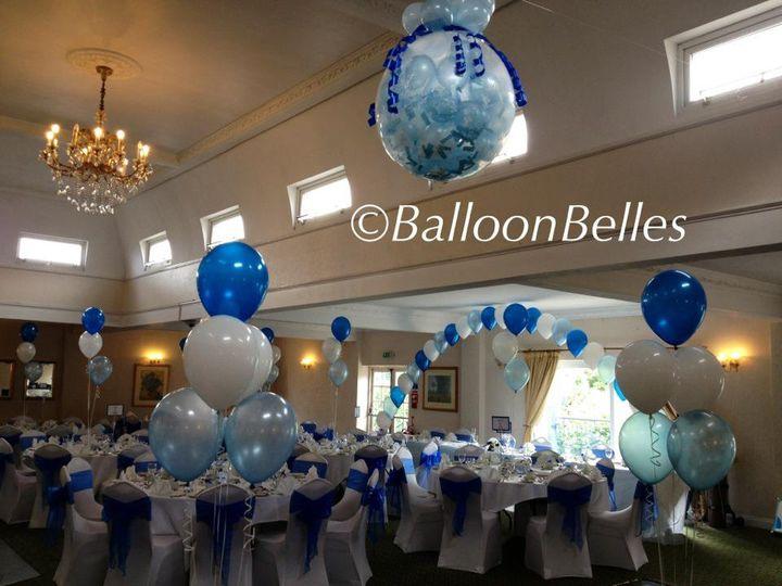 WeddingDecor by Balloon Belles