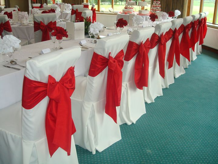 Chair Cover hire