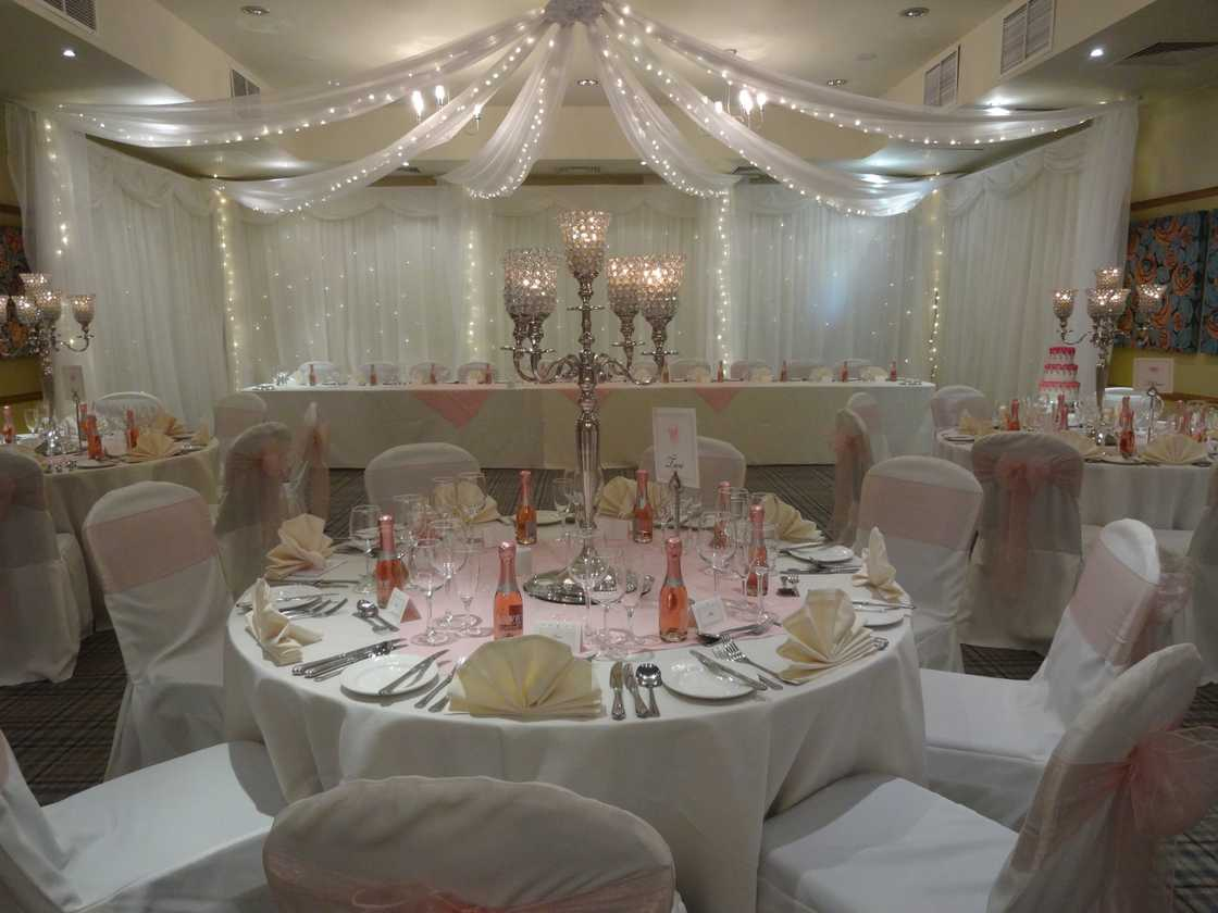 Ceiling Drapes Lancaster House From Events By Design Photo 20