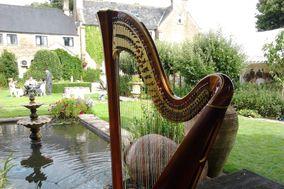 Marie-France - Harpist