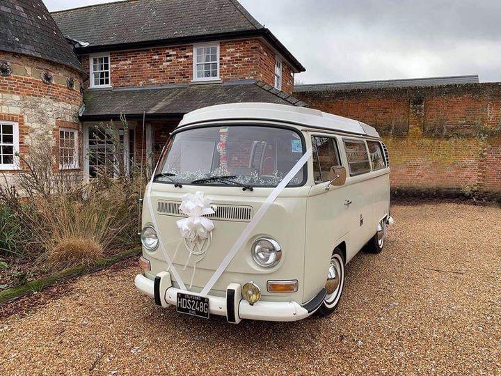 Pearl 1969 Bay window camper