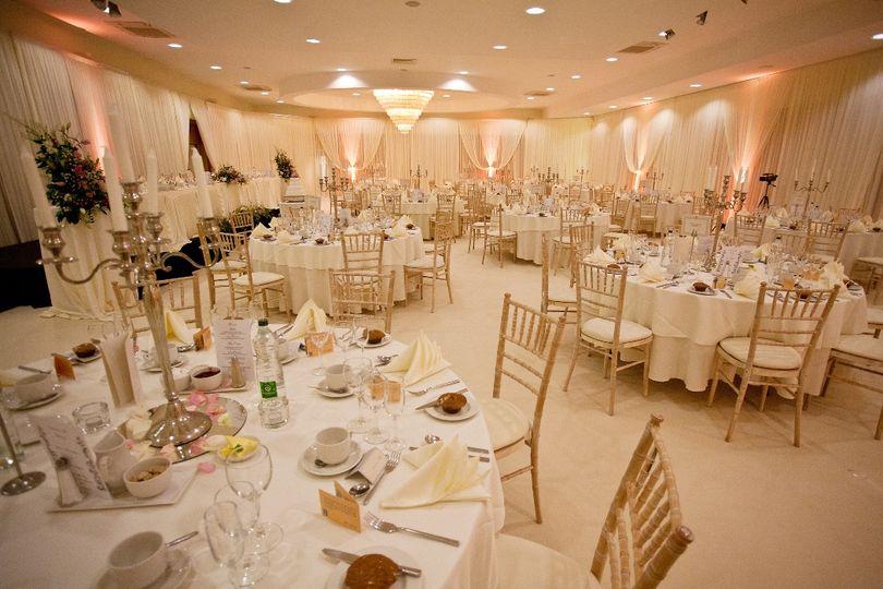 Wedding at La Mon Hotel