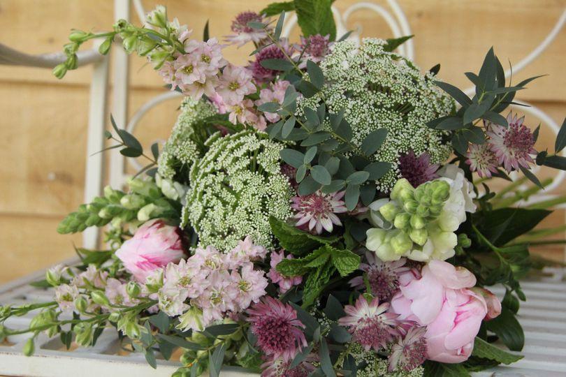 Natural Vintage Bouquet