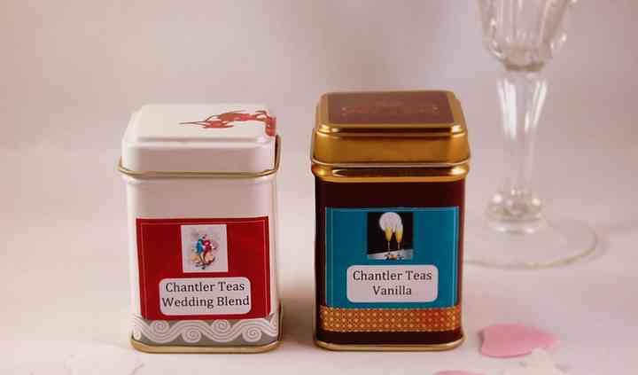 Chantler Teas