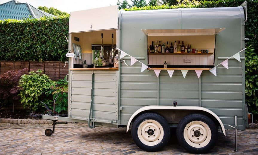 The Drinks Box Mobile Bar
