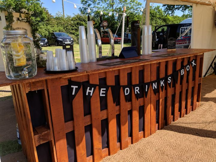 The Drinks Box - Bar Hire