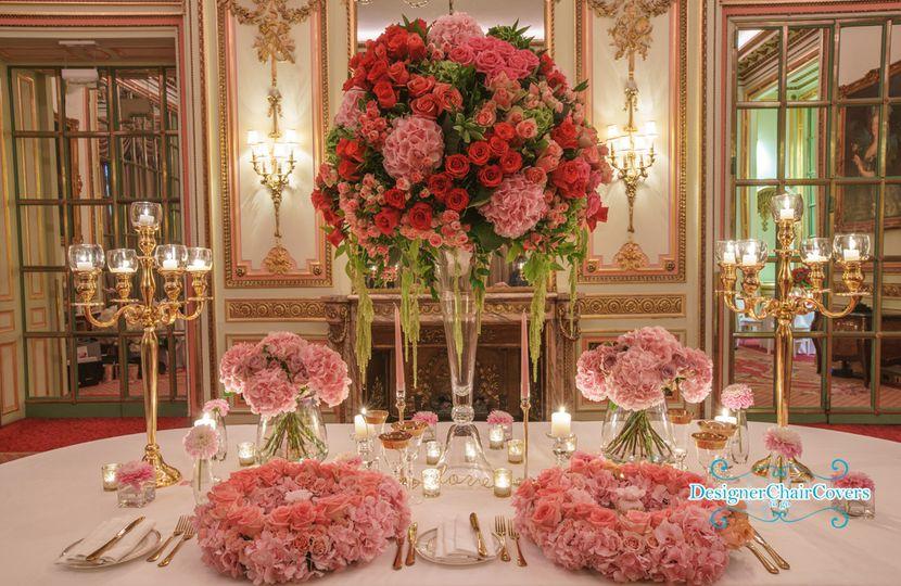 Luxury florals