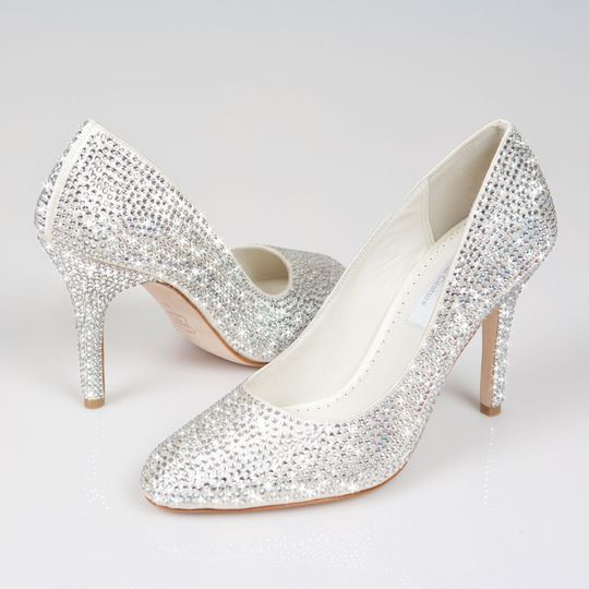 7da429e86 Elite Crystal Slipper from Crystal Couture