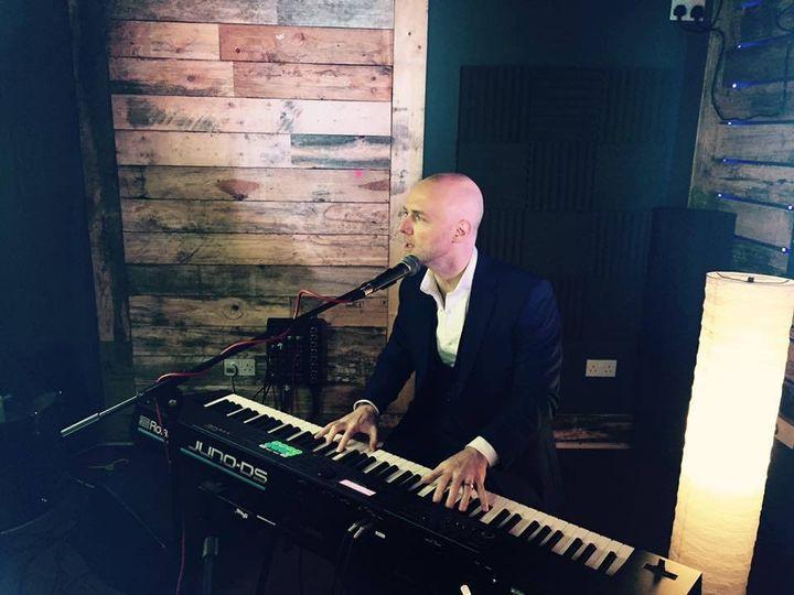 Newcastle wedding pianist