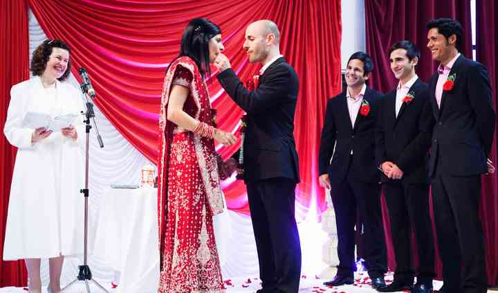 You can add cultural symbolic acts to your ceremony