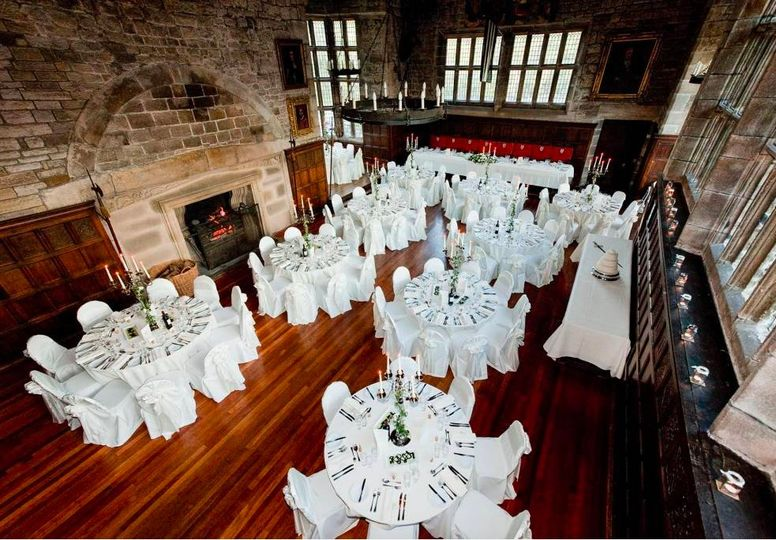Magnificent Banqueting Hall