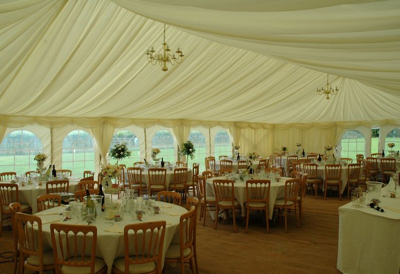 Marquee Wedding Venue West Sussex