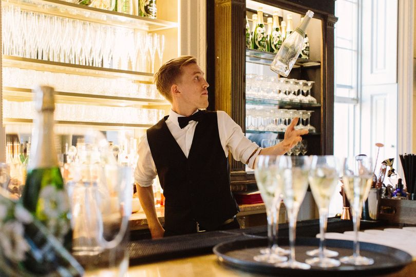 The Cocktail Service - Bar Hire
