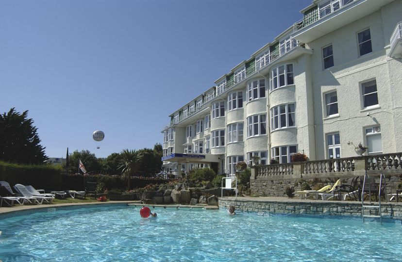Marsham court hotel - Hotels in bournemouth with swimming pool ...